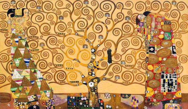 albero della vita klimt