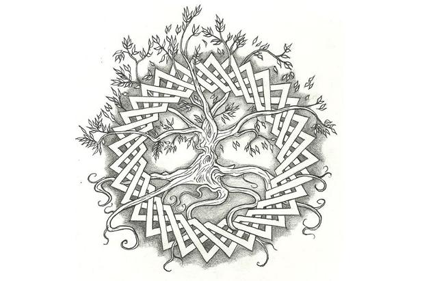 Suggerimenti tema l albero e la magia dei simboli for Tattoo simboli di vita