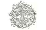 albero della vita celtico